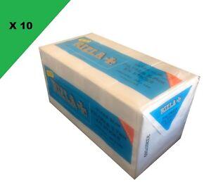 Filtre Rizla ultra slim en stick lot 10 boites de 120 Filtres 5,7 mm