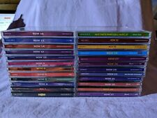 Now That's What I Call Music CD Lot (1-2 4-6 8-10 12 14-19 21 23 25-28 30 32 37)