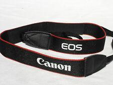 "Canon EOS Digital DSLR Camera Shoulder Neck Strap T5 1.25"" Wide GENUINE EW-300D"