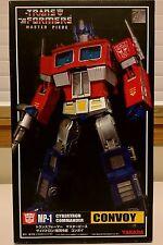 Rare G1 Takara Tomy Transformers Masterpiece MP-01 Die-cast Optimus Prime MIB