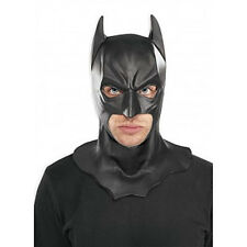 DC Comics Batman Deluxe Full Adult Costume Mask, NEW UNWORN
