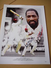 West Indies Cricket Autographs