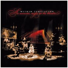 WITHIN TEMPTATION An Acoustic Night At The Theatre CD 2009