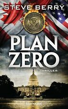Steve Berry - Plan Zero: Thriller - Cotton Malone (11)