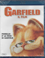Blu-ray **GARFIELD IL FILM** Nuovo Sigillato 2004
