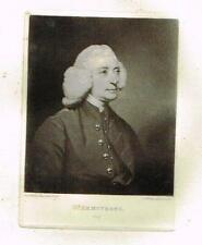 "Mezzotint Eng. Proof - ""DR. ARMSTRONG"" - by Sir Joshua Reynolds - c1820"