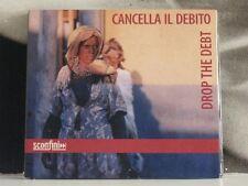 CANCELLA IL DEBITO / DROP THE DEBT CD EXCELLENT+ T. CHANTRE & CESARIA EVORA ETC.