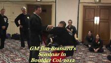 Shaolin Kempo Karate Jiu-Jitsu Kung-Fu Seminar PACKAGE!!! 6 DVD's- Jim Brassard