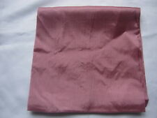 Brand New 100%  Silk Long Scarf Wrap Brink Pink 175cmx50cm