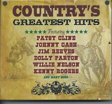 Country's Greatest Hits - 75 Various Tracks (3CD 2008) NEW/SEALED