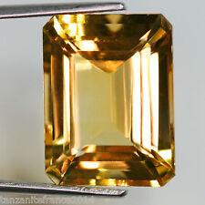 18,26 carats, CITRINE NATURELLE,  (pierres précieuses/ fines)