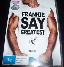 Frankie Goes To Hollywood Greatest Videos (Australia All Region) Music DVD - NEW