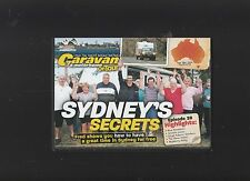 Australian Caravan and Motorhome On Tour 197 Sydney's Secrets DVD