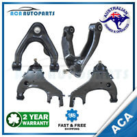 D22 4WD Front Upper & Lower Control Arm Set for Nissan Navara D22 4x4 1997-2015