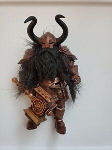 Mythic Legions Cavern Dwarf Figure Four Horsemen 4H