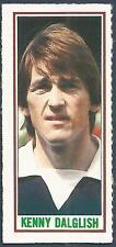 TOPPS-1981-FOOTBALLERS- #052-LIVERPOOL & SCOTLAND-CELTIC-KENNY DALGLISH