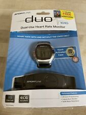 Sportsline Duo 1010 Heart Rate Monitor