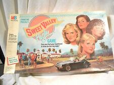 1968 Milton Bradley Sweet Valley High Board Game-Complete