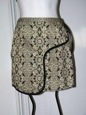 Cotton Formal Mini Skirts for Women