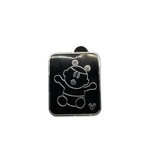 Disney Pin 2008 Hidden Mickey 2 of 5 Ear Hat Pacifier Baby