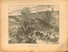 Retraite Bataille des Flandres Feldgrau Deutsches Heer  Henri Morrisset 1915 WWI