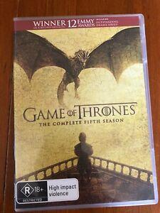 Game Of Thrones : Season 5 DVD - The Complete Fifth Season