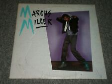 Marcus Miller~Self-Titled LP~1984 Funk / Soul / Disco~Ray Bardani~FAST SHIPPING!