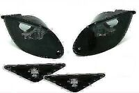 SMOKED BLACK INDICATORS & SIDE REPEATERS FOR FORD MONDEO MK 3 , FORD FOCUS MK1