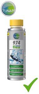 TUNAP MICROFLEX 974 Injektor Direkt Schutz Injektorschutz Benzin Additiv 200ml