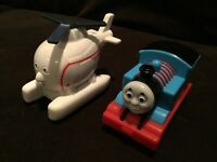 Thomas And Friends Harold The Helicopter & Thomas the Tank Engine