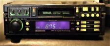 Yamaha Ycr-705 Auto Reverse Cassette Car Stereo Receiver-Rare Vintage Original