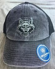 Arkansas State Red Wolves Top of the World NCAA Adjustable TruckerCap Hat OSFM