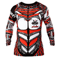 Polyester Long Sleeve Graphic T-Shirts for Men