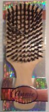 ANNIE MEDIUM CLUB BRUSH  #2161---BRAND NEW-FREE UPGRADE TO 1st CLASS SHIPPING