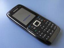 Nokia  E51 - Black Steel (Ohne Simlock) Smartphone
