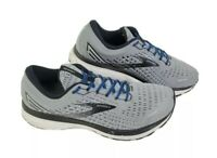 Brooks Ghost 13 Mens Running Shoes Athletic sz 13D Gray 1103481D040