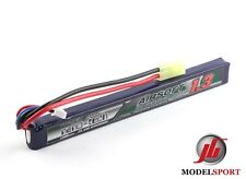 Nano-Tech 1300mah 2 Cell Airsoft Lipo Stick Battery Pack 7.4V  25 - 50 C