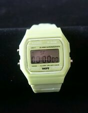 Brand new 80's style Retro LCD digital watch