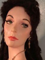 "Anna Karenina 27"" Sculpture in Wax Figure Doll Vivien Leigh by Paul Crees #9/10"