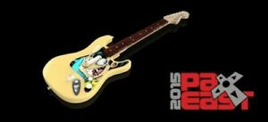 PAX East Rock Band 4 Wireless Stratocaster RB4 Xbox One