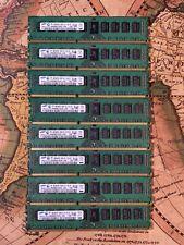 New listing 32Gb 8x4Gb Pc3-10600R 1333 Mhz 2Rx8 Samsung for Mac Pro 4,1 2009 5,1 2010 & 2012