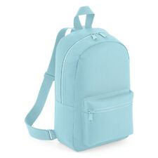 BAGBASE MINI FASHION BACKPACK BOYS GIRLS SHOULDER SCHOOL COLLEGE SMALL RUCKSACK