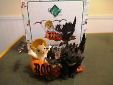 Charming Tails Don't Be a Scaredy Cat Have Fun 85/124 Fitz & Floyd New Old Stock