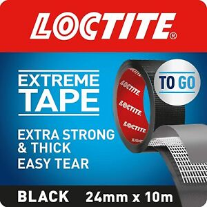 Loctite Extreme Tape, Extra-Strong Adhesive Extra-Thick Waterproof...
