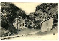 CPA 73 Savoie Environs de Chambéry Gorges de Saint-Saturnin