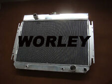 3 core aluminum radiator for Chevy Impala L6 V8 1963-1968 & EI Camino 1966 1967