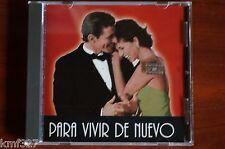 PARA VIVIR DE NUEVO  CD EMI 2002
