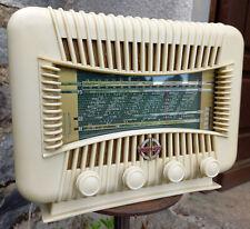 Belle radio DUCRETET-THOMSON L524 de 1954
