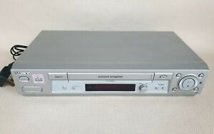 Sony SLV-SE830G VHS Video Cassette Player Recorder Hi-Fi Stereo Spare Repair