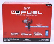 "Milwaukee 2865-20 M18 Fuel 7/16"" Hex Utility High Torque Impact Wrench ONE-KEY"
